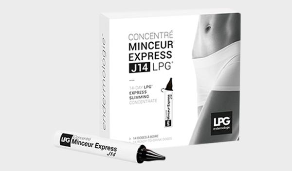 Concentré Minceur Express CelluM6